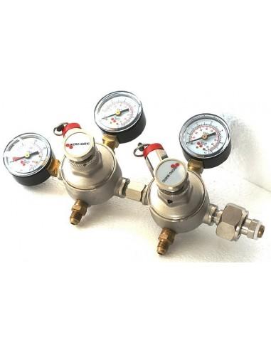RED02126 - Regulator CO2 2-vägs W21,8 MM