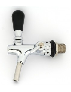 KOH01944 - Beer tap with chrome finish 5/8-35 mm, normal spout