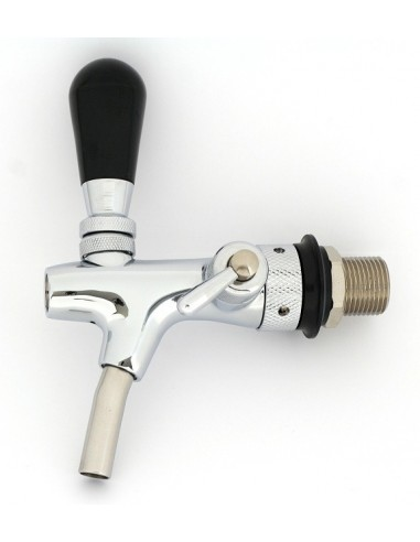 KOH01944 - Tappkran krompläterad 5/8-35 mm, normal pip