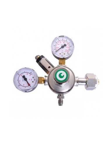RED02132 - Regulatorer & Tryckreducering - Regulator för Nitrogen (N2) , W24/32, 4 bar