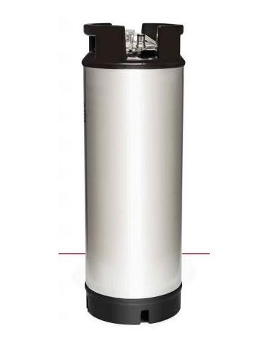 UPP00215 - Tillbehör - Corneliusfat 18L med kulkoppling och svart gummihandtag