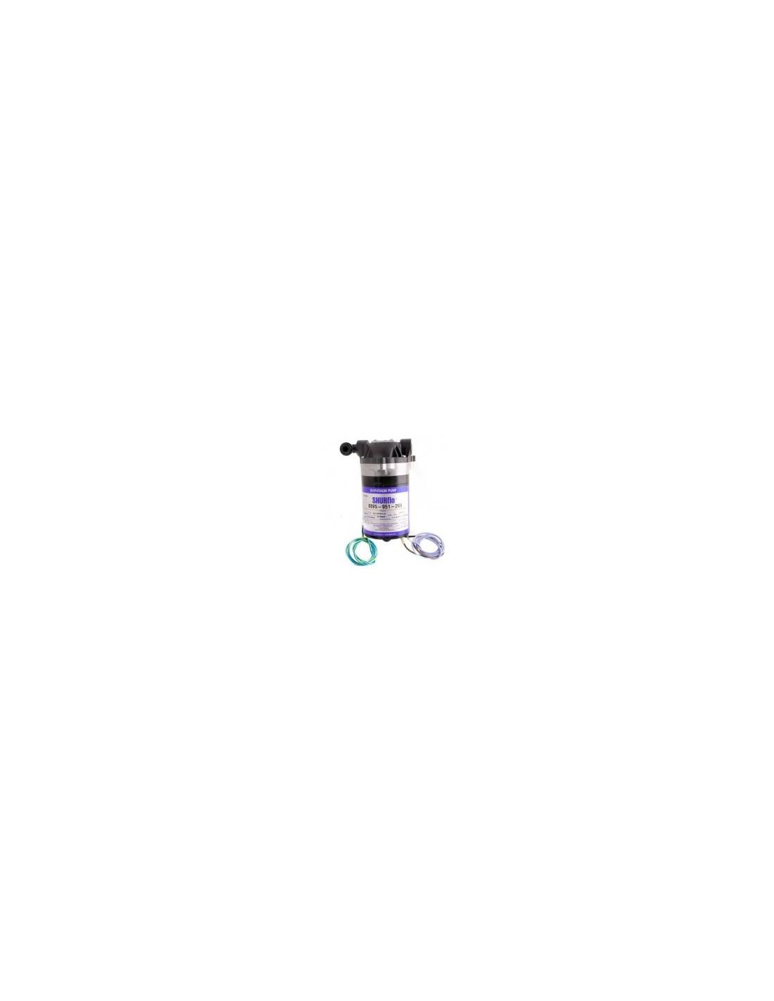 PUC01674 - Tillbehör - Shurflo pump till Sodamaskin Pygmy och AS-45
