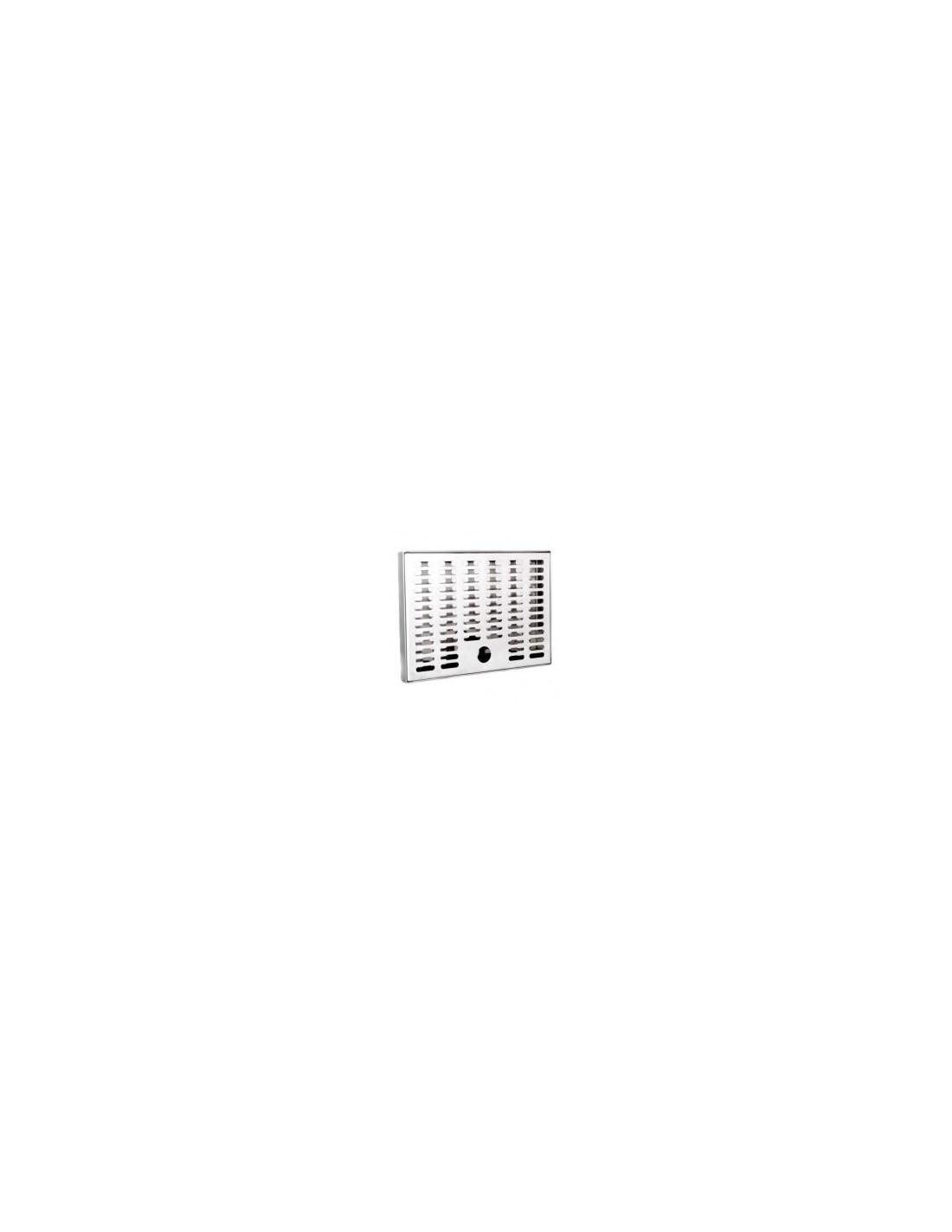 ODM01600 - Spillbricka i rostfritt 210x150x20 mm