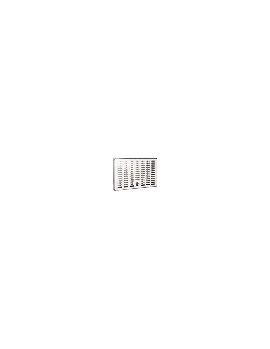 ODM01601 - Drip tray in stainless steel 240x150x20 mm
