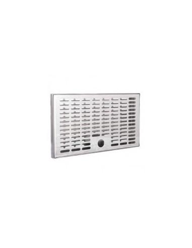 ODM01605 - Spillbricka i rostfritt 300x180x20 mm