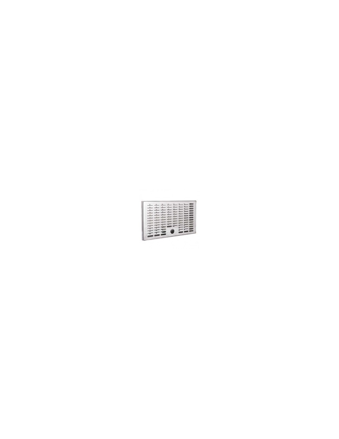 ODM01605 - Drip tray in stainless steel 300x180x20 mm