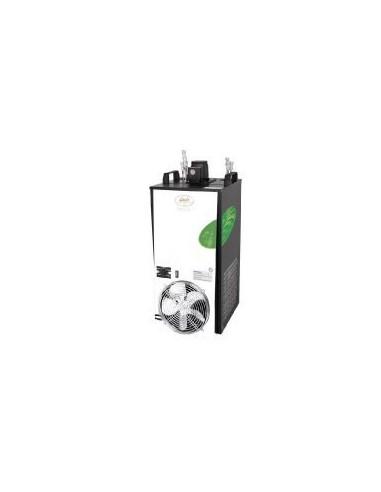 """CWP00476 - Vätskekylda fatölskylare med isbank - CWP 200 """"green line"""" 4 kylslingor + snabbkopplingar"""