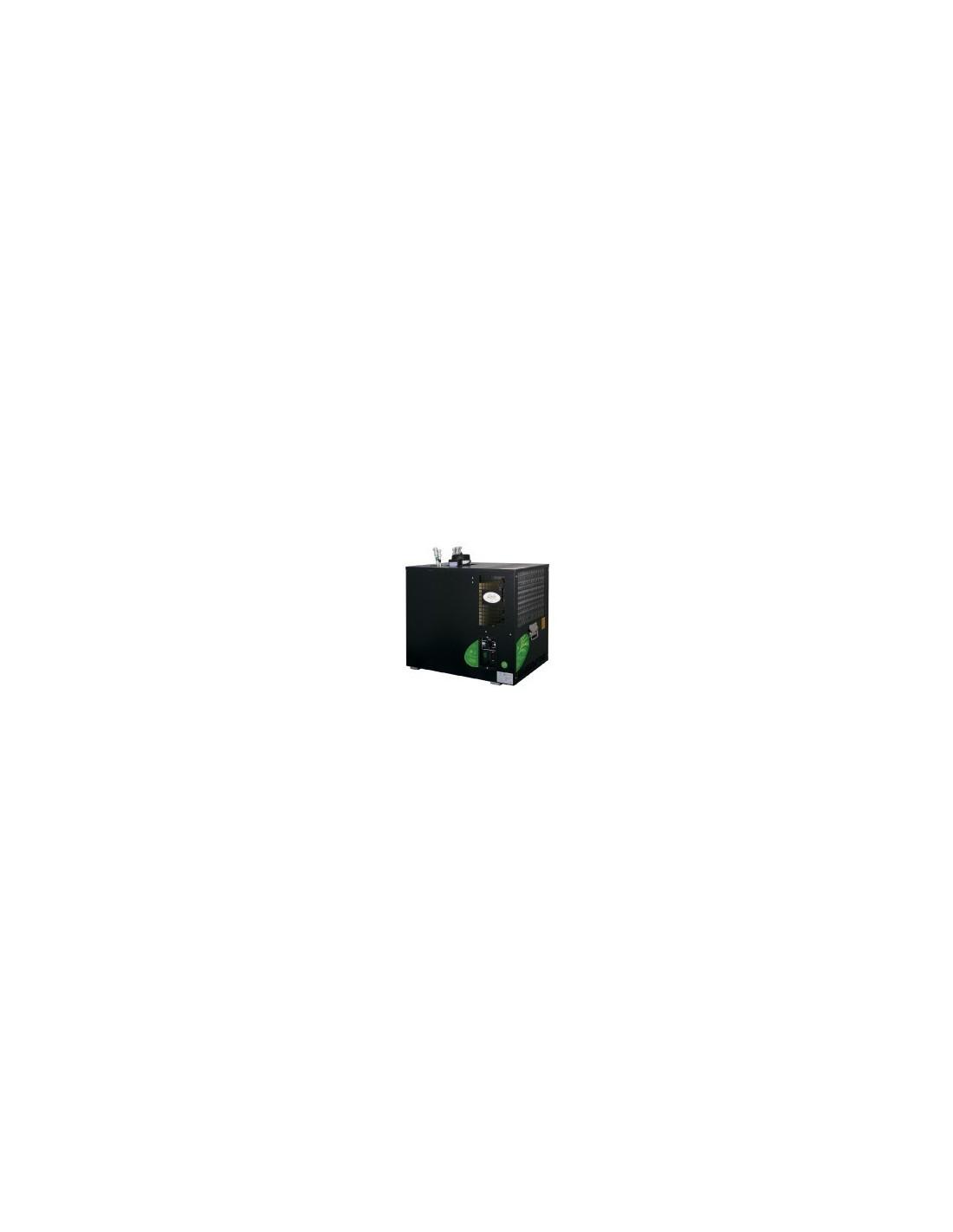 """VCH02108 - Vätskekylda fatölskylare med isbank - Lindr AS-160 """"green line"""" 8 kylslingor + snabbkopplingar"""