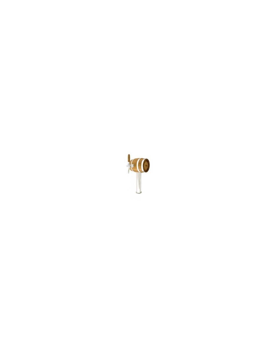 "STV01792 - Tapptorn ""ekfat"" armatur i krom med 1 kran"