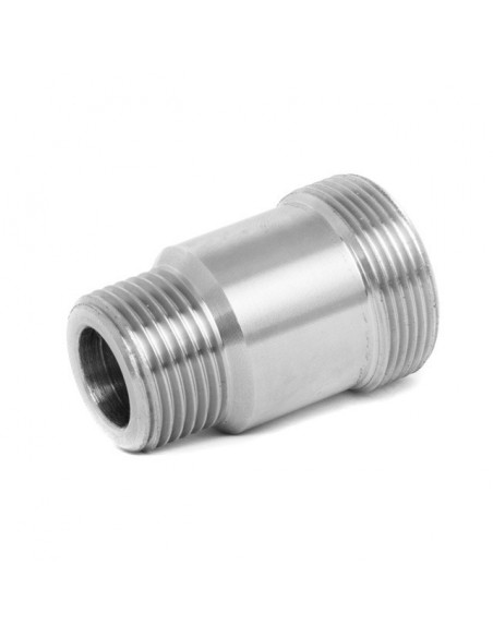"Stainless steel cleaning adapter 5/8"" for Pygmy and Kontakt"