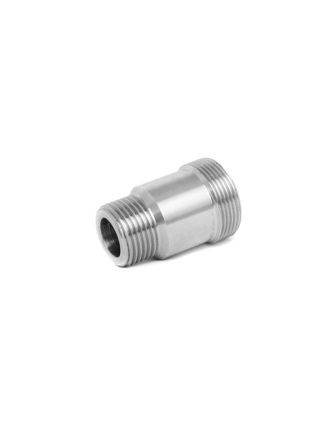 """SAN02096 - Rostfri rengöringsadapter 5/8"""" Pygmy och Kontakt"""