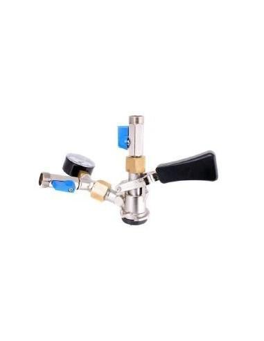 VYR02241 - Fatkoppling Typ-S för manuell fyllning av fat