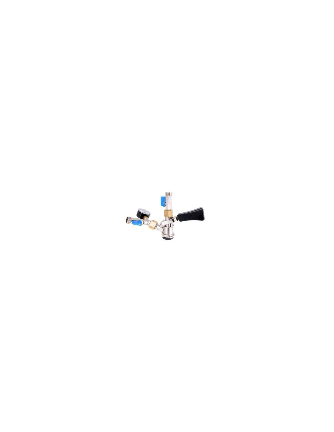 VYR02241 - Fatkoppling - Fatkoppling Typ-S för manuell fyllning av fat
