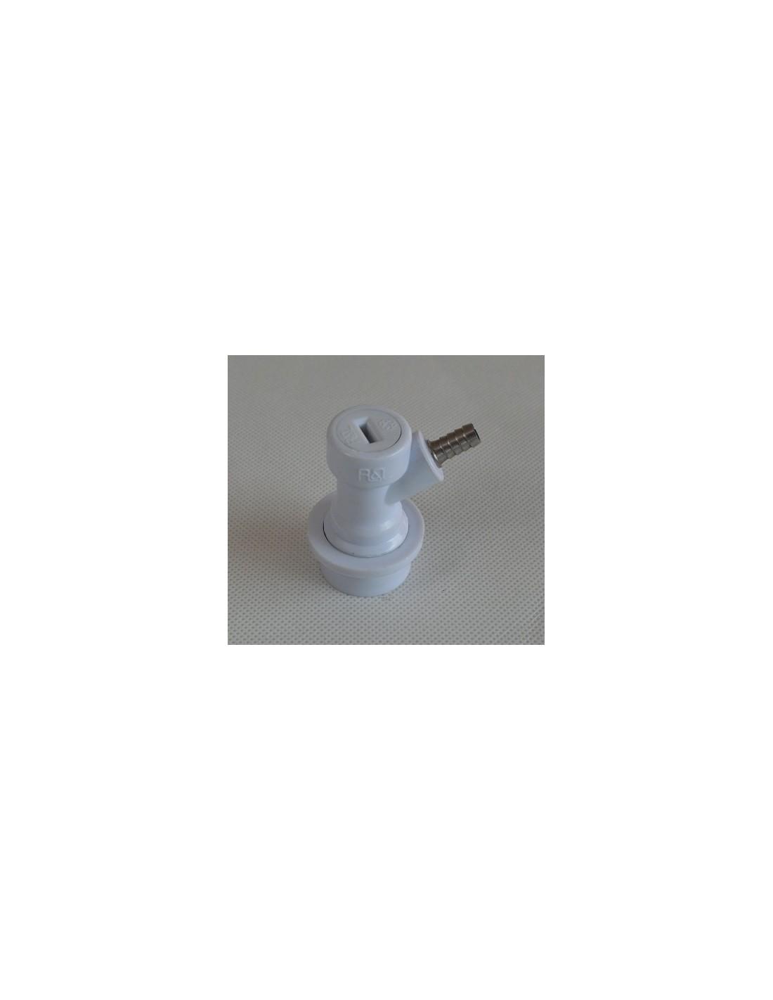 UPP00059 - Kulkoppling corneliusfat med nippel för gas