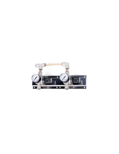 VYR01794 - Tryckreduceringspanel / sekundärregulator med 2 st anslutningar
