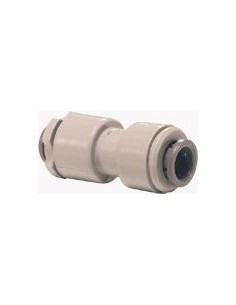 "SPO02258 - JG SS straight reducer 12.7 x 8 mm (1/2"" x 5/6"") (SI41016S)"