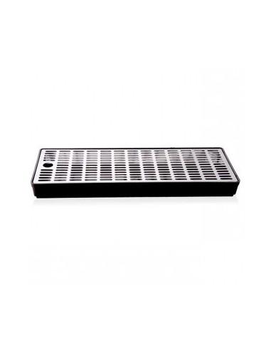 VYR02273 - Spillbricka i plast och rostfritt 400x150x35 mm
