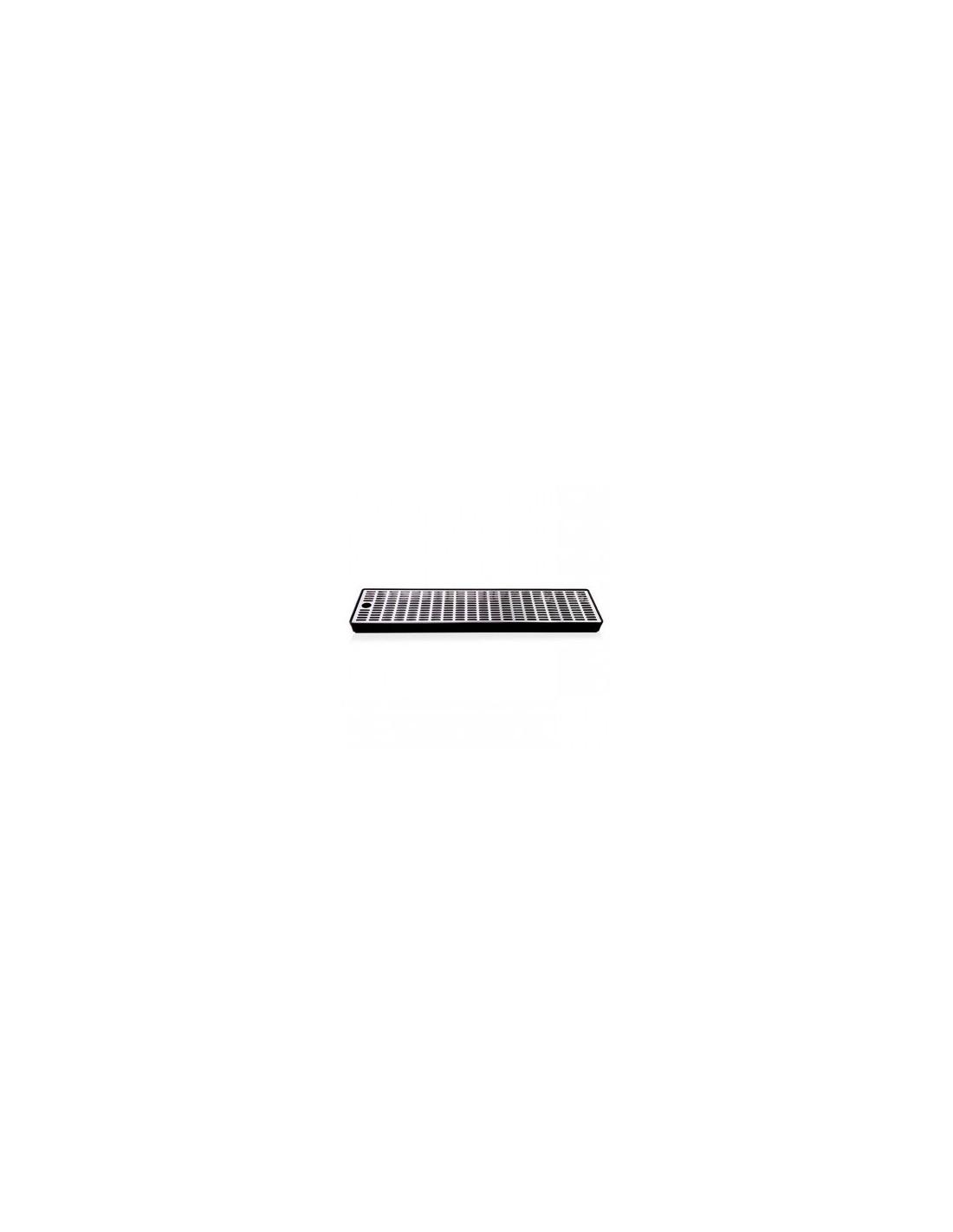 VYR02272 - Spillbricka i plast och rostfritt 600x150x35 mm