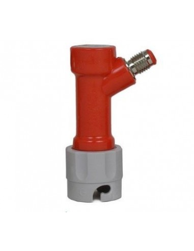 "UPP00026 - Pin lock gas disconnect for Cornelius kegs with 7/16"" thread"