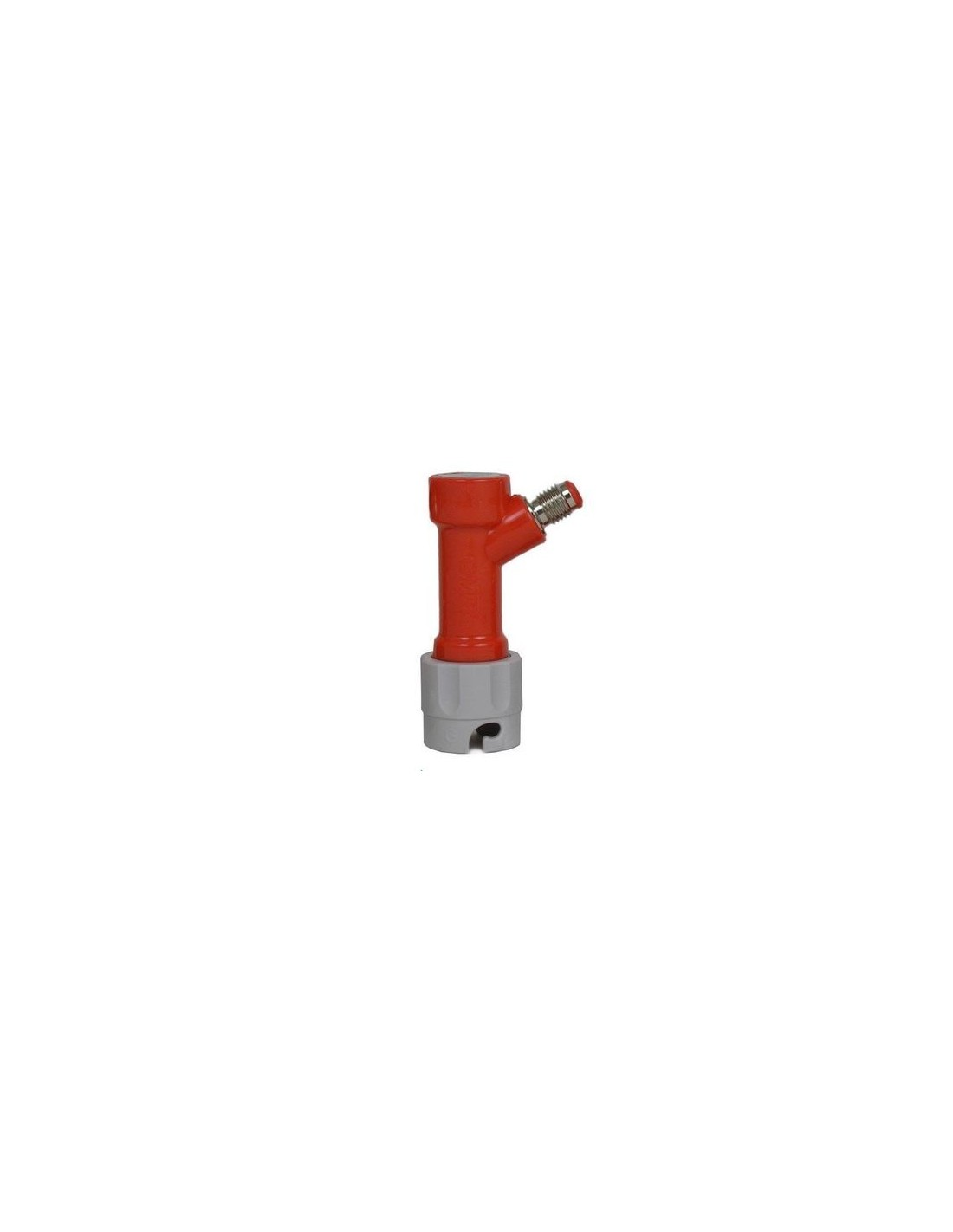 """UPP00026 - Pin lock gas disconnect for Cornelius kegs with 7/16"""" thread"""
